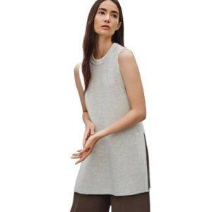 ARITZIA WILFRED grey wool palmer sweater XXS